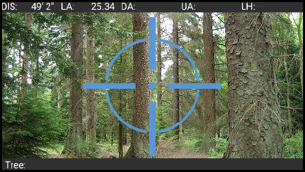 gather forest data hands free